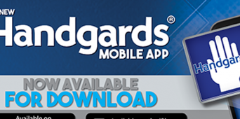 Handgards Mobile App now available for download!