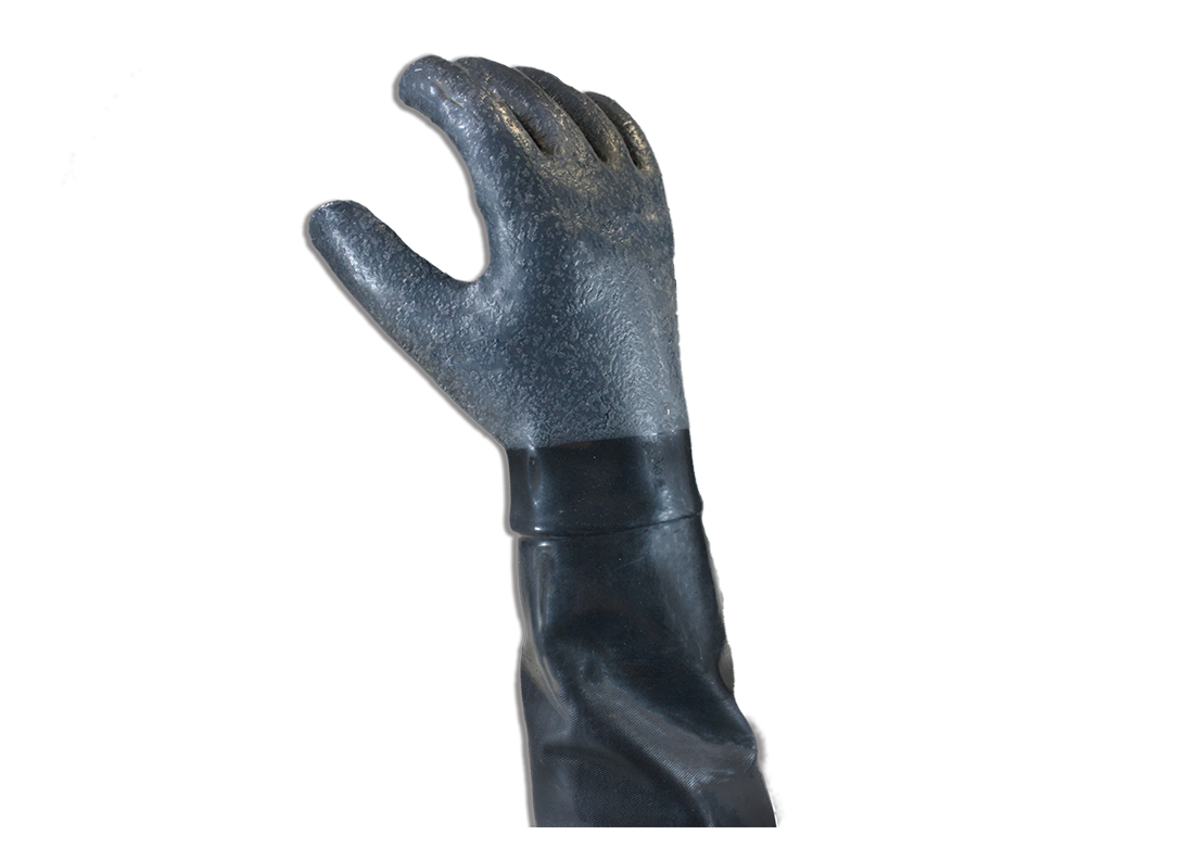 Neoprene Reusable Heavy Duty Gloves Image