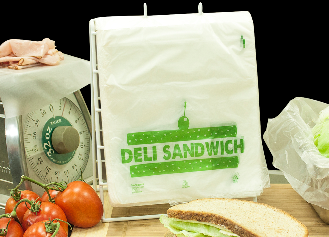 High Density Deli Bags Image