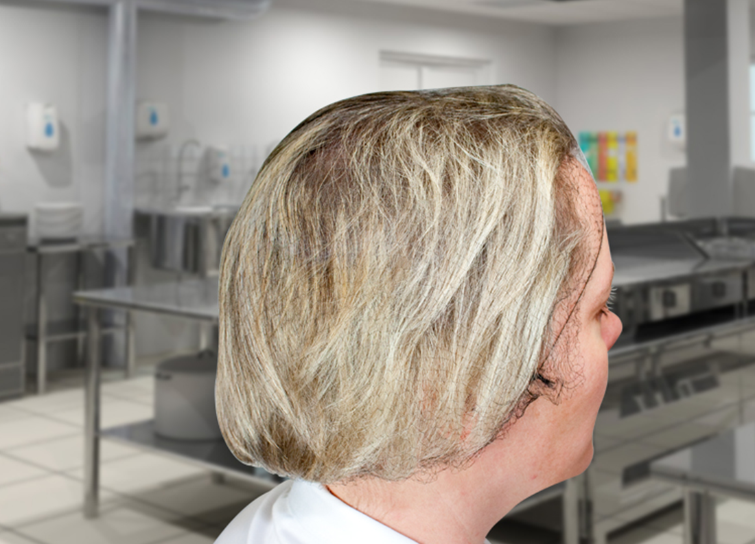 Disposable Hairnets Image