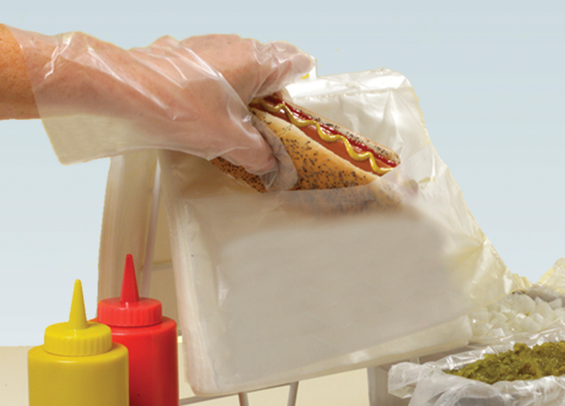 High Density Hot Dog Bags Image