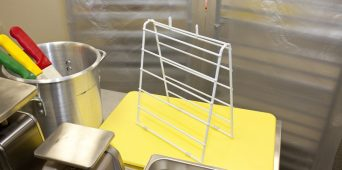 Handgards Wire Saddle Pack Holders
