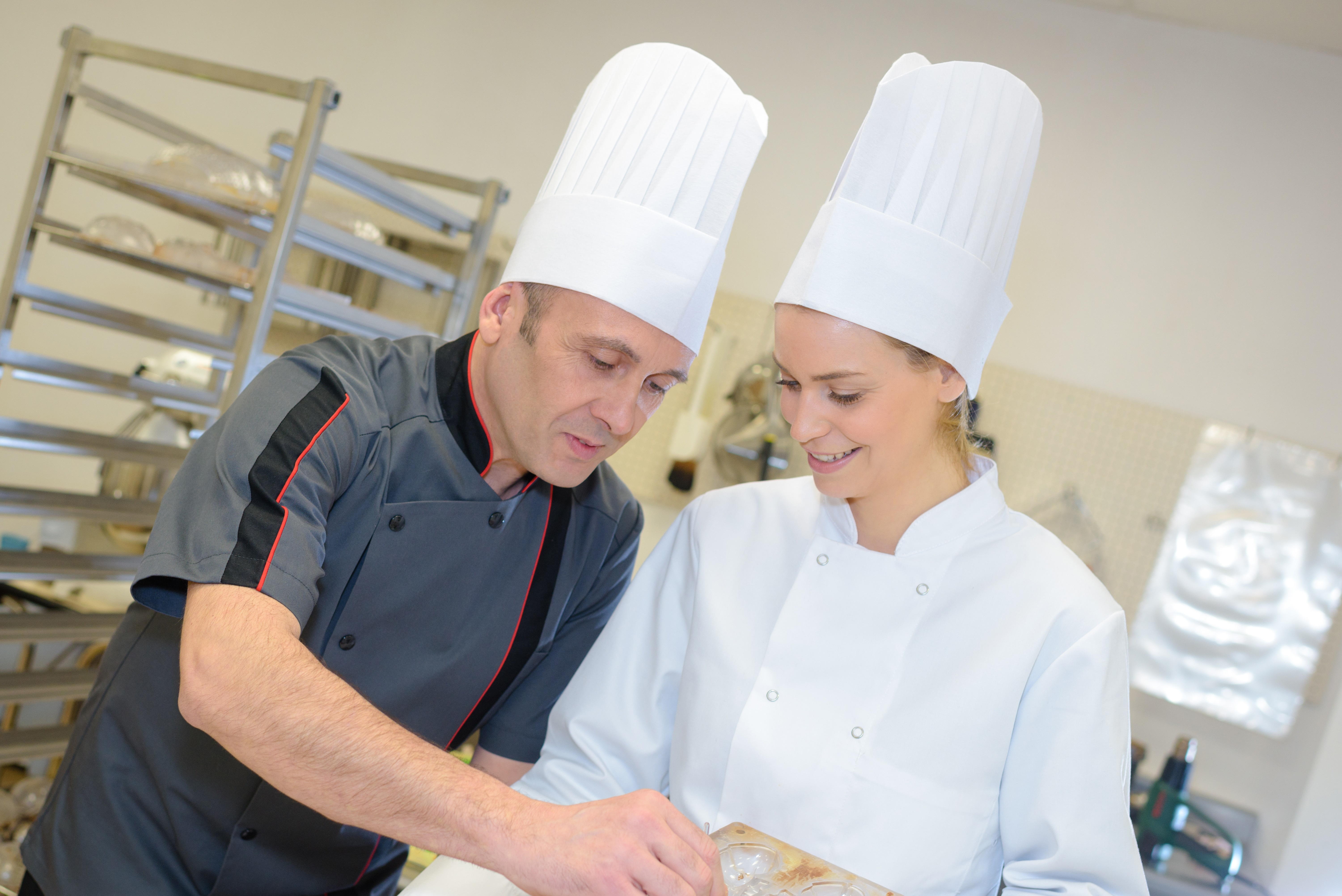 Non-Woven Chef Hats Image